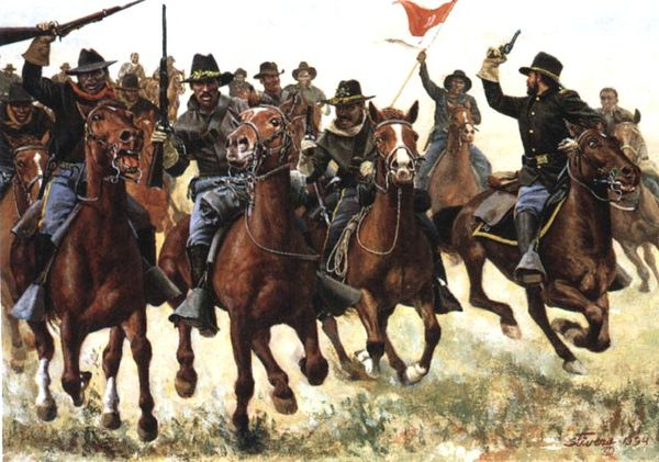 buffalo soldiers essay
